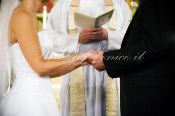 Orthodox wedding venice